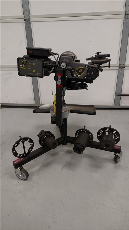 Lot 2 - Pro-Cut PFM 9.0 On-Car Brake Lathe w/ Adapters (1 x Bid)