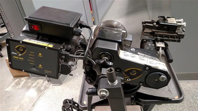Lot 1 - Pro-Cut PFM 9.0 On-Car Brake Lathe w/ Adapters (1 x Bid)