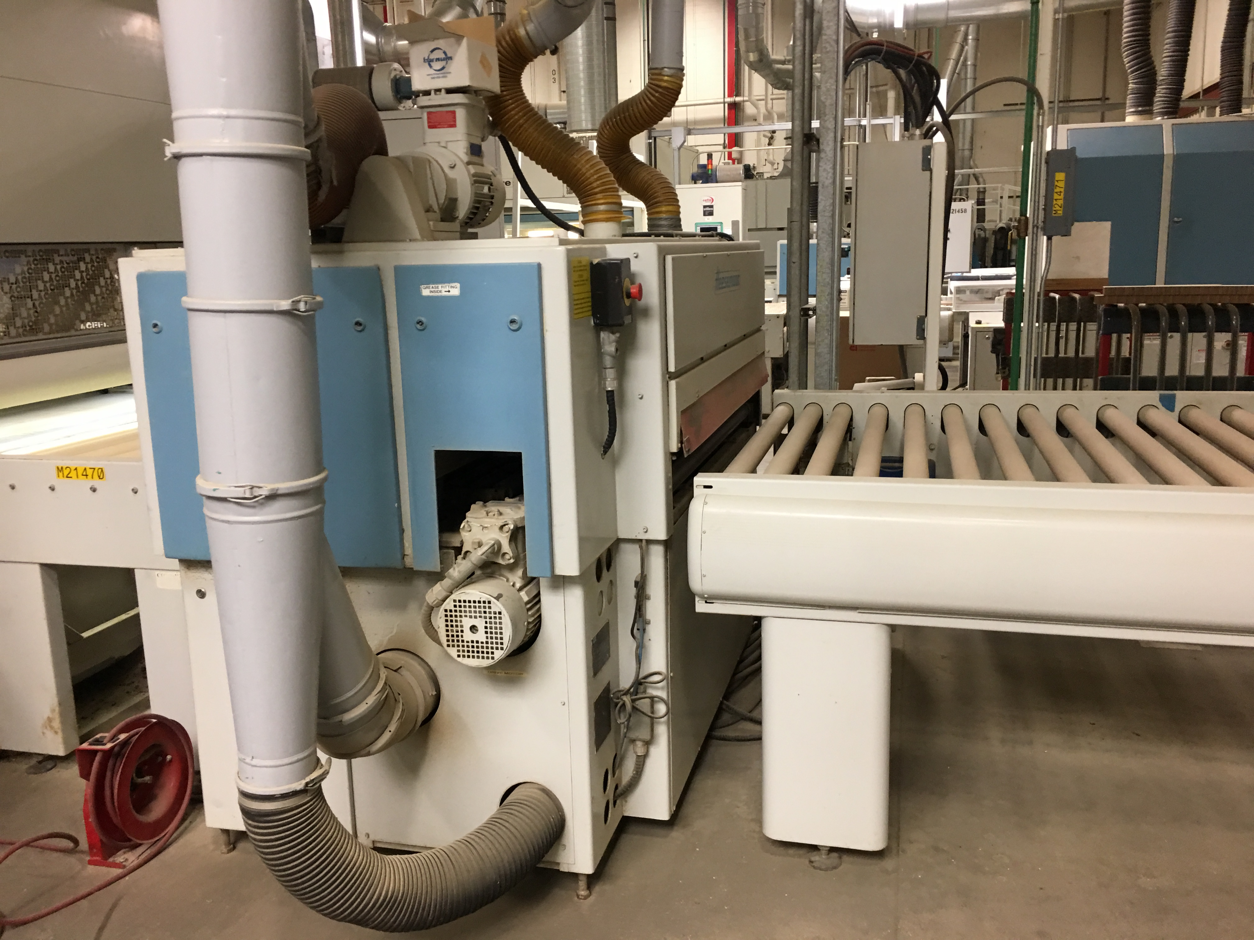 Lot 12f - HEESEMANN PANEL CLEANING BRUSH