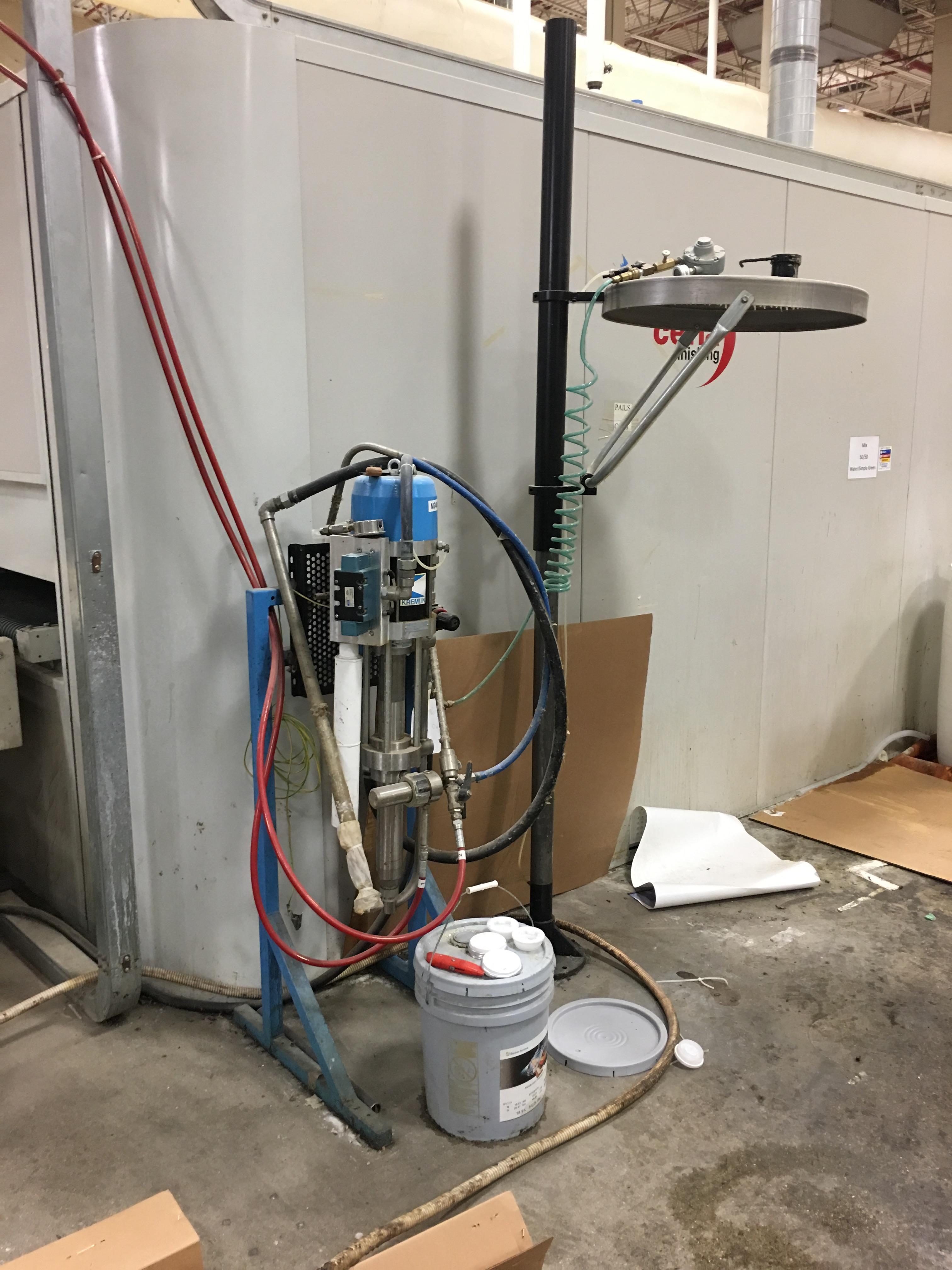 Lot 12b - Lot of 3 Spray Pumps