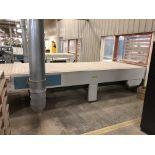 (2) CEFLA Belt conveyors