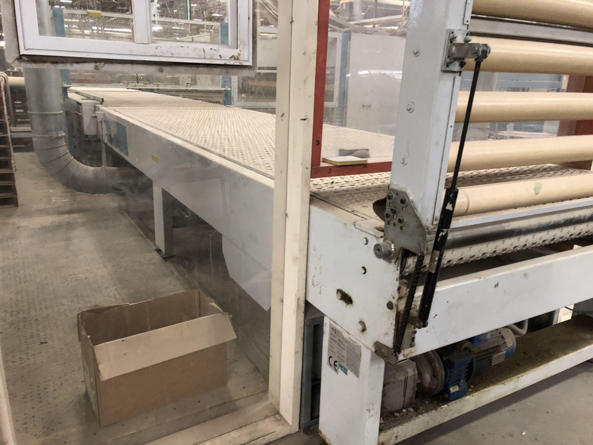 (2) CEFLA Belt conveyors - Image 2 of 2