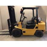 TCM (FG30) 6,000 LBS CAP OUTDOOR FORKLIFT LPG 2 STAGE (EXCLUDING TANK)