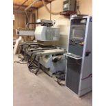 WEEKE (BP-100) CNC MACHINING CENTER