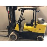HYSTER (S120XLS) 12,000 LBS CAP FORKLIFT LPG 3 STAGE (EXCLUDING TANK)