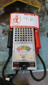 Lot 9A - Actron Battery Load Tester