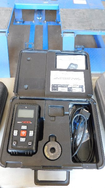 Lot 30 - Bartec TPMS Activation and Scan Tool Mdl Tech400SD
