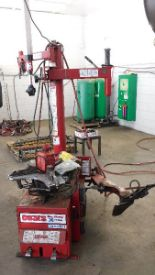 Lot 39 - Coats Tire Changer Mdl 70X-EH-1