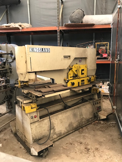 Absolute Metalworking Equipment Auction