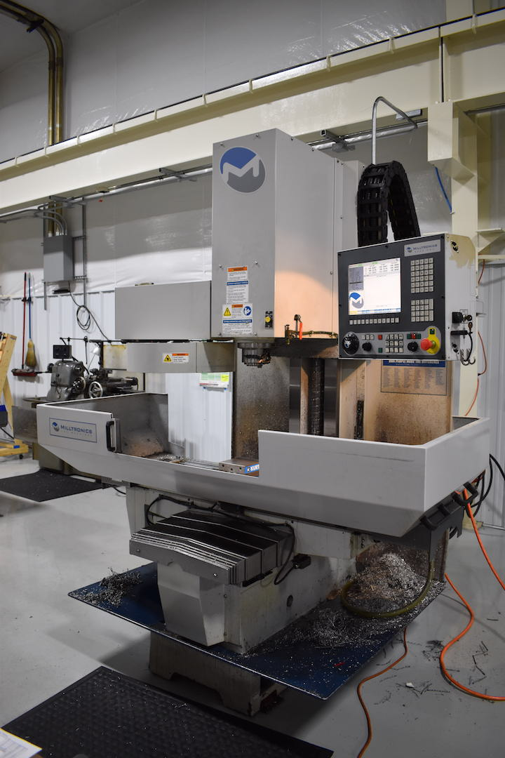 EXCESS TO THE OPERATIONS OF  ACCELERATED MACHINE DESIGN & ENGINEERING, LLC