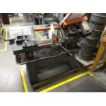 Wilton Model 3575 Horizontal Metal Cutting Band Saw, S/N N/A, 3/4 HP AC Motor
