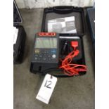 UNI-T Model 5URG2 Professional Insulation Tester