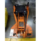 Central Hydraulics 2000 lb. Capacity Transmission Jack