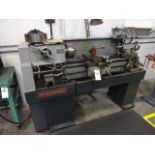 Clausing 13 in. x 36 in. Model 1300 Engine Lathe, S/N 130559, 10 in. 4-Jaw Chuck, 8 in. 3-Jaw Chuck,