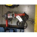 Milwaukee 9 in. Electric Sander/Grinder