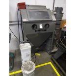 Econoline Sand Blast Cabinet, with Econoline Dust Collector