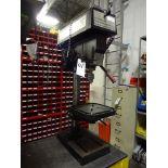 Dayton 15 in. Model 3Z993E Bench Top Drill Press, S/N N/A, 1/2 HP, 115/230 Volt Motor