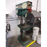 Powermatic 20 in. Model 1200 Variable Speed Drill Press, S/N 320V811, 18 in. x 15-1/2 in. Adjustable