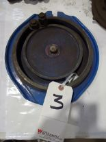 Lot 3 - Machine Vise Swivel Base