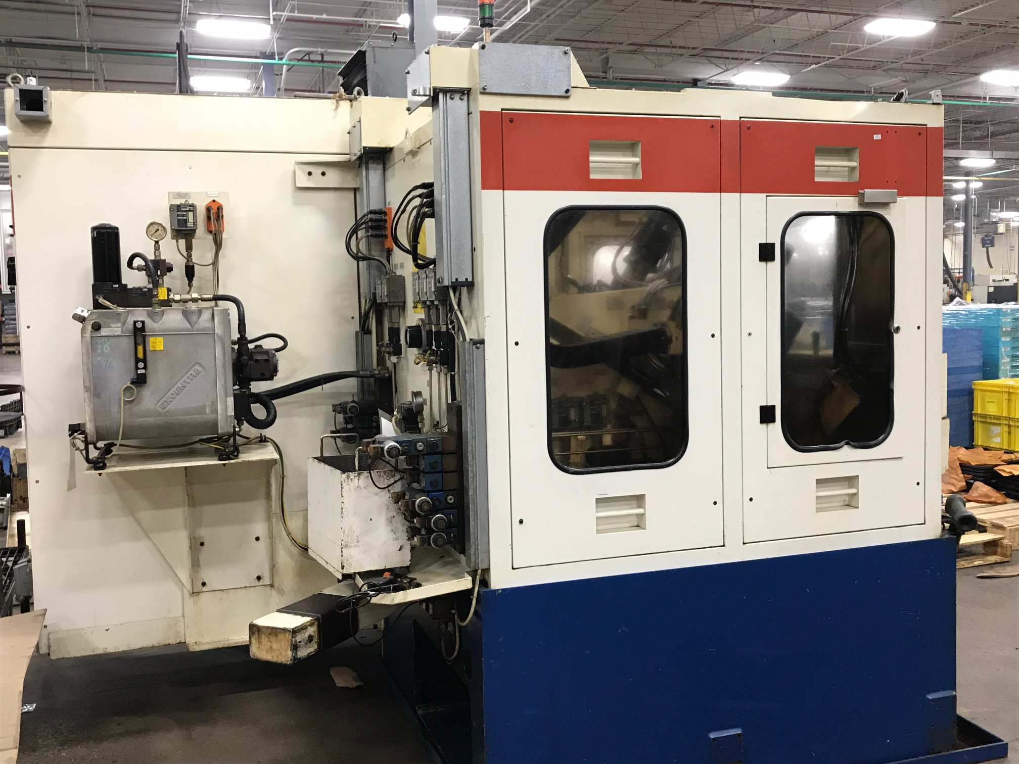 Lot 5 - RASO-REDWING CNC GEAR SHAVER, MODEL RASO 200 A6, SN 3851, YEAR 2002, LOCATION IL