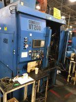 Lot 15 - HARDINGE VL 200 CNC VTL WITH FANUC 18TB, LOCATION MI