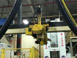 Lot 10 - FANUC GANTRY ROBOT WITH 23' RAIL, MODEL M-16IT, RJ3 CONTROL, SN E99700189, YEAR 07-99 LOCATION IL