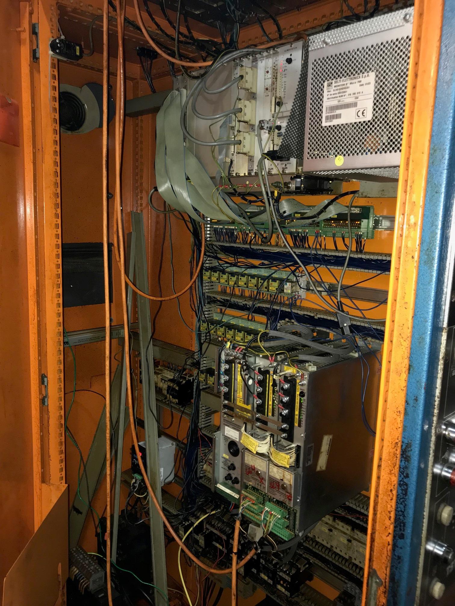 Lot 3 - TRIPET CNC GRINDER, MODEL TST 100, SN 5110.05.185, LOCATION IL