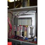 Allen Bradley PLC, Model: SLC5/02 CPU, with (4) I/Os and Enclosure - Rigging Price $ 35