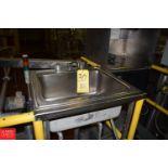 S/S Wash Sink - Rigging Price $ 35