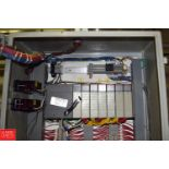 Allen Bradley PLC, Model: SLC 5/02 CPU, with (6) I/Os and Enclosure - Rigging Price $ 35