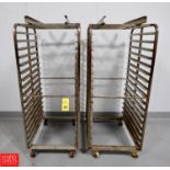 Double-Rotary Racks, (17) Tiers Each - Rigging Fee $ 25