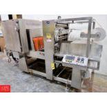 Barry Wehmiller Shrink Wrapper Model SA-27 : SN 781 - Rigging Fee $ 750