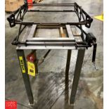 S/S Steam Base with Trays - Rigging Fee $ 25