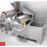 Bean Washing System with 150 S/S Tank - Rigging Fee $ 100
