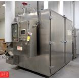 """Rebuilt 2014 Airco Nitrogen Spiral Freezer Model KF13-295S, with (13) Tiers, 13"""" S/S Belting and 2."""