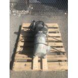 Fristam Centrifugal Pump with 3 HP Motor - Rigging Fee $ 50