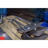 S/S Shovels (Located in Pittsburgh, Pa) - Rigging Fee $ 25