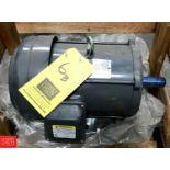NEW Dayton 5 HP 3,455 RPM Motor - Rigging Fee $ 25