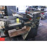 Acme S/S Rol-Sheeter Model 88-8-I, S/N 15523 Rigging fee: 100