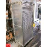 Crescor Heated S/S Banquet Cart Model 120-1836 Rigging fee: 25