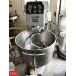 Hobart HR270 Mixer, S/N 80-001236 Rigging fee: 150