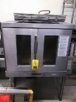 Lot 9 - Hobart CN85 Series French Door Convection Oven Rigging fee: 100