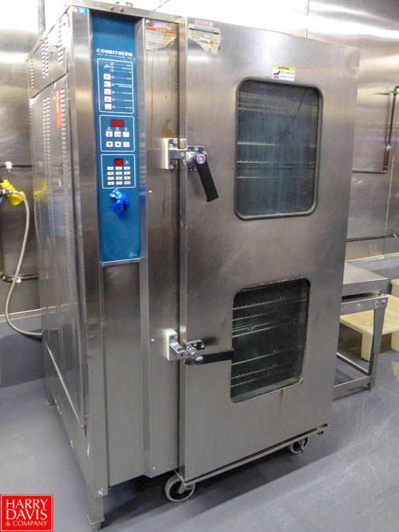Lot 9A - Alto-Shaam Combitherm S/S Steam Oven