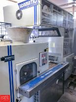 Lot 1 - Adamatic Hobart Combination Bread and Roll Makeup Line with ADR-2 Divider Rounder, S/N 220494-251,