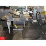Acme S/S Rol-Sheeter Model 88, S/N 15561 Rigging fee: 100