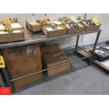 """24"""""""" x 72"""""""" S/S Work Table Rigging Fee: $ 35"""
