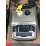 Linx Inkjet Coder Model 7300 Rigging Fee: $ 35