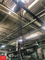 Lot 302 - Load Star .5 Ton Electric Chain Hoist