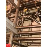 """3"""" S/S Nested Holding Tube with Tri Clover Flow Divert Valve Set (Located in Seneca, MO)"""