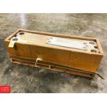 AGC S/S Heat Exchanger Plates (Located in Seneca, MO) Rigging: $ 25